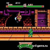Черепашки-ниндзя: Турнир бойцов (TMNT Tournament Fighters)
