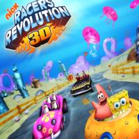 Губка Боб супер гонки (3D)