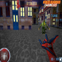Человек-паук: Тир 2 (3D)
