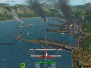 Бой в World of Warplanes