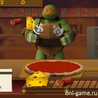 игра черепашки-ниндзя