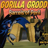 Бэтмен против Гориллы