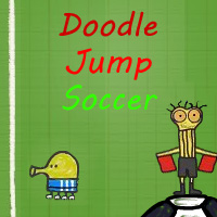 Дудл Джамп — Футбол