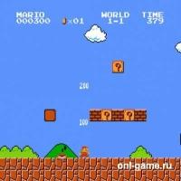 Супер Братья Марио (Super Mario Bros.)